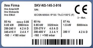 CE type label